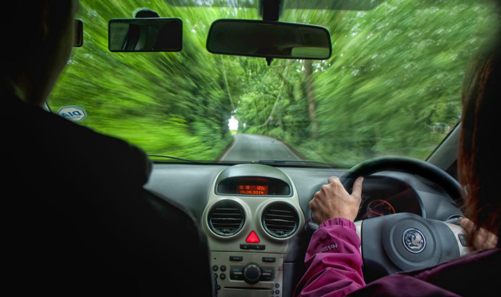 learner driver internal